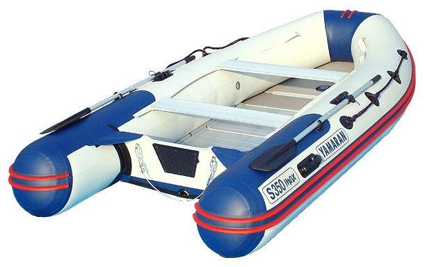 надувные лодки ямаран с надувным дном
