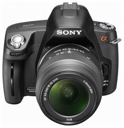 Фотоаппарат Sony Alpha DSLR-A290 Kit