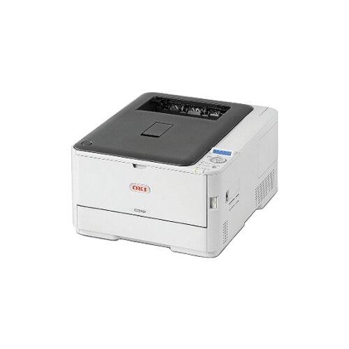 Фото - Принтер OKI C332dn принтер oki c332dn цветной a4 22 20ppm 1200x600dpi 256мб ethernet usb