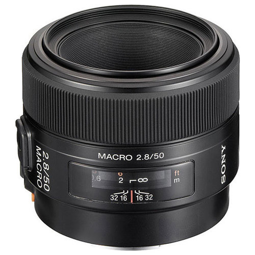 Объектив Sony 50mm f 2.8