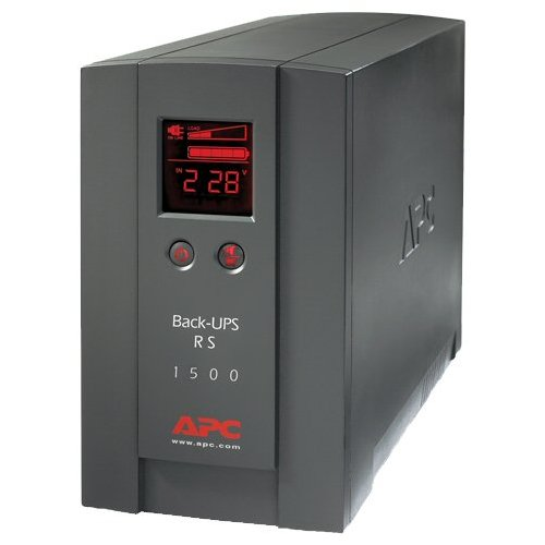 APC by Schneider Electric Back-UPS RS 1500VA LCD