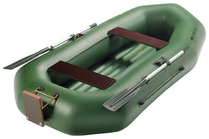 лодка пвх таймень с транцем