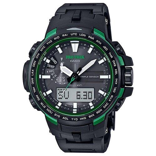 Наручные часы CASIO PRW-6100FC-1 casio prw 2500 1e