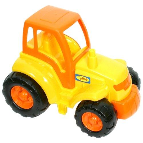 Фото - Трактор Полесье Чемпион 6683 35 полесье набор игрушек для песочницы 468 цвет в ассортименте