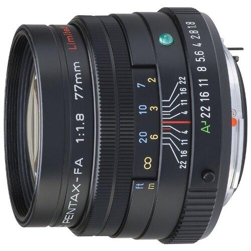 Фото - Объектив Pentax SMC FA 77mm f объектив