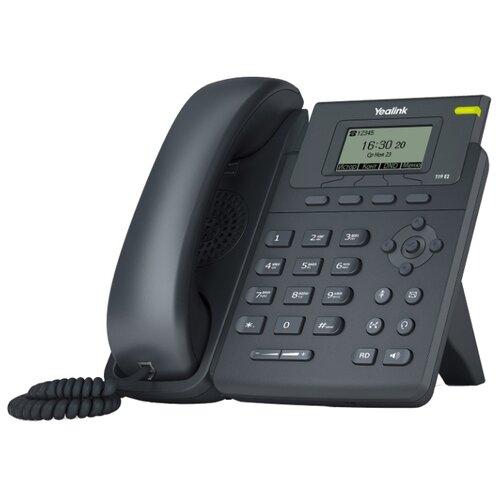 VoIP-телефон Yealink SIP-T19 E2 телефон voip yealink sip t21p e2 sip телефон 2 линии poe