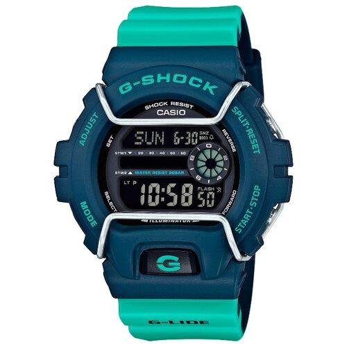 Наручные часы CASIO GLS-6900-2A casio gls 6900 2e