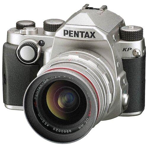 Фото - Фотоаппарат Pentax KP Kit фотоаппарат pentax k 1 mark ii
