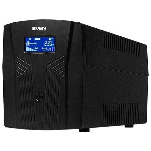 Интерактивный ИБП SVEN Pro 1500 ибп sven pro 650