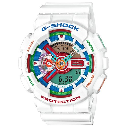 Наручные часы CASIO GA-110MC-7A casio casio ga 110tp 7a