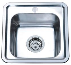 Врезная кухонная мойка SinkLight 3838