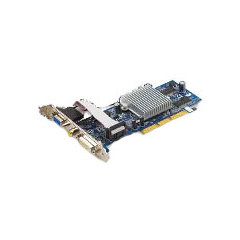 GIGABYTE Radeon 9250 240Mhz AGP 128Mb 400Mhz