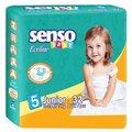 Senso baby Ecoline 5 (11-25 кг) 32 шт.
