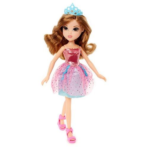 Кукла Moxie Girlz Принцесса в moxie мини кукла ниве цвет одежды желтый розовый