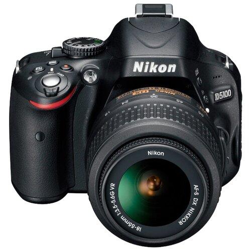 Фото - Фотоаппарат Nikon D5100 Kit англо русский русско английский школьный словарь 18000 слов