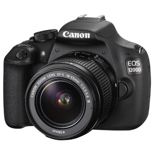 Фото - Фотоаппарат Canon EOS 1200D Kit фотоаппарат