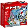 LEGO Juniors 10720 Погоня на полицейском вертолете