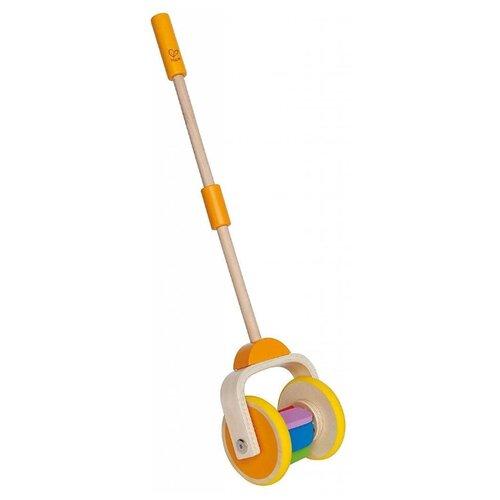 Каталка-игрушка Hape Rainbow игрушка hape овечка е1049