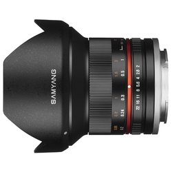 Объектив Samyang 12mm f/2.0 NCS CS Canon M