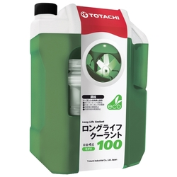 Антифриз TOTACHI Long Life Coolant 100 Green
