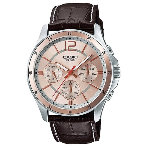 Наручные часы CASIO MTP-1374L-9A casio mtp 1131g 9a
