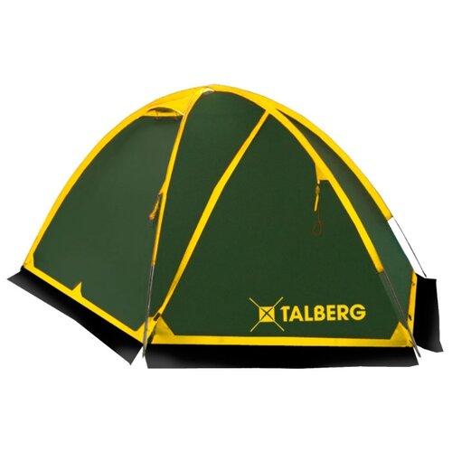 Палатка Talberg Space pro 2 палатка talberg borneo 2 цвет зеленый