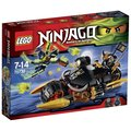 LEGO Ninjago 70733 Бластер-байк Коула