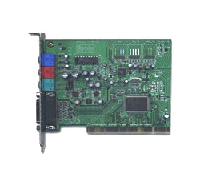 Внутренняя звуковая карта Creative SB 128 PCI