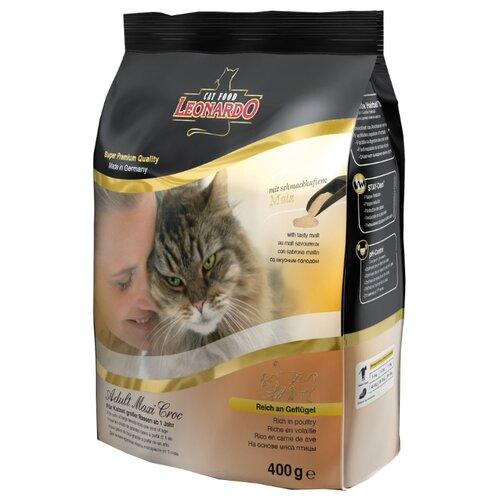 Корм для кошек Leonardo Adult