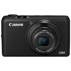 CanonPowerShot S90