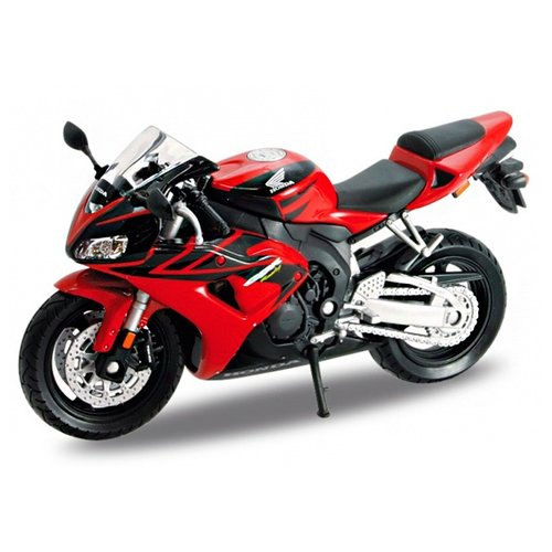 Мотоцикл Welly Honda CBR1000RR welly мотоцикл honda hornet