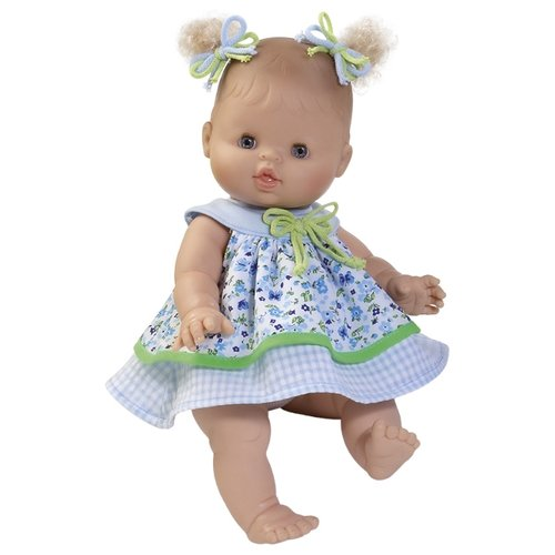 Кукла Paola Reina Алисия 34 см paola reina кукла анна 36 см paola reina