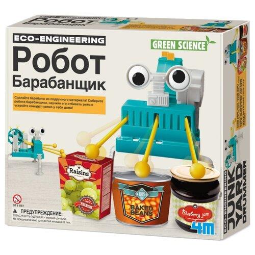 Набор 4M Робот-барабанщик