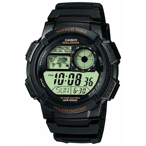 Фото - Наручные часы CASIO AE-1000W-1A ae 2000w 1a