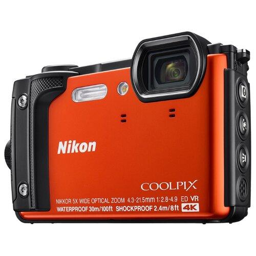 Фото - Фотоаппарат Nikon Coolpix W300 фотоаппарат