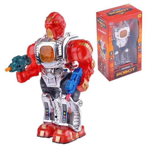 Фото - Робот Play Smart Super Robot 9521 сумка wo tian mulin 9521 2015