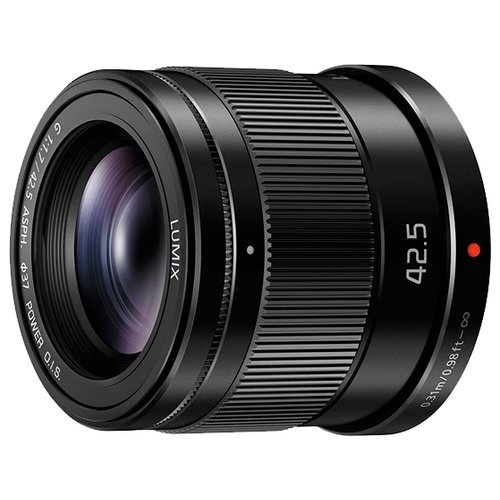 Объектив Panasonic 42.5mm f 1.7 объектив
