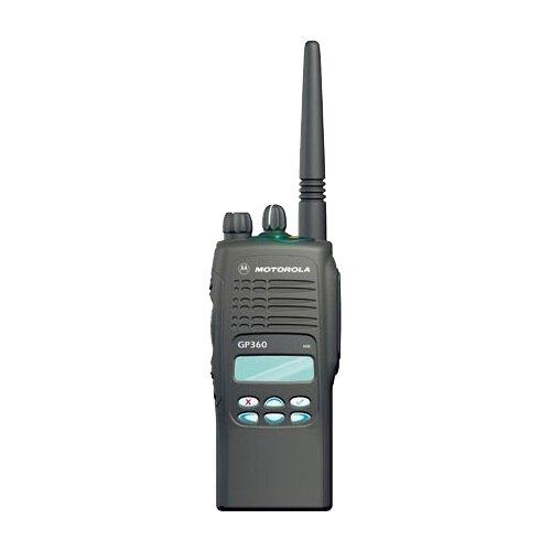 Рация Motorola GP360 кабель motorola 50 16000 255r