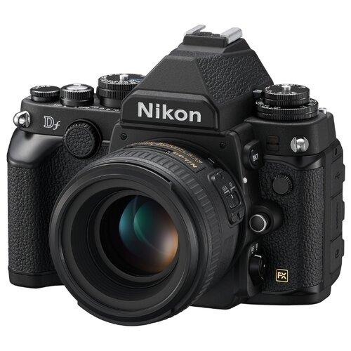 Зеркальный фотоаппарат Nikon Df