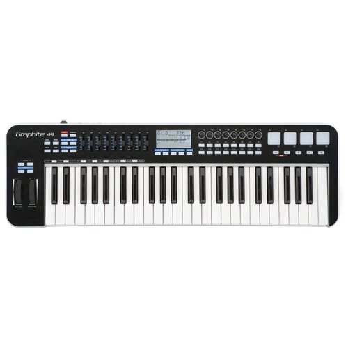MIDI-клавиатура Samson Graphite