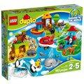 LEGO Duplo 10805 Вокруг света