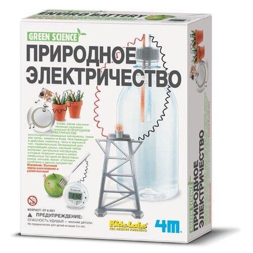 Набор 4M Природное электричество