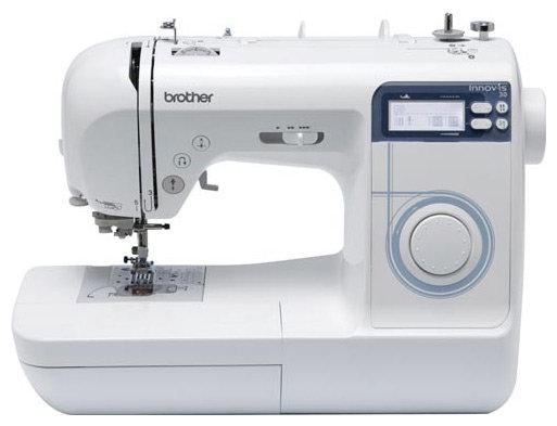 Компьютерная Швейная Машина Brother Инструкция