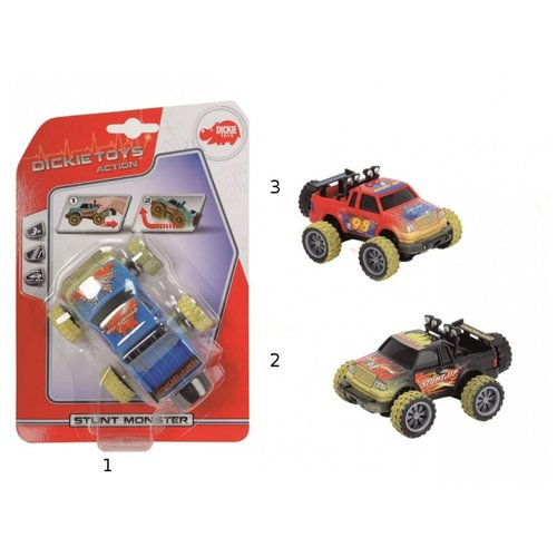 Внедорожник Dickie Toys 3342006 dickie toys 15см