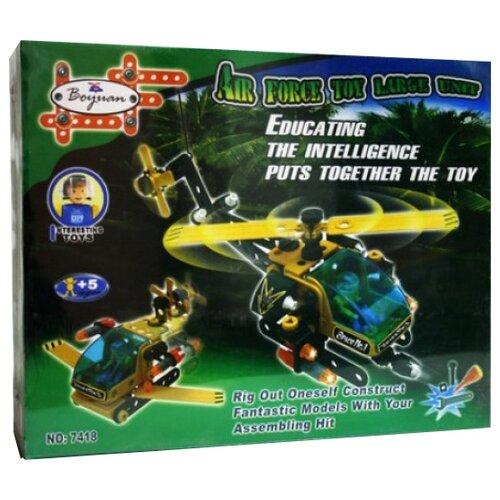 Конструктор Boyuan Toys 7418 конструктор fat brain toys pipsquig fa089 1