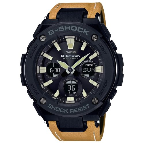 Наручные часы CASIO GST-W120L-1B casio gst 210d 9a