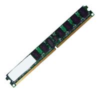 Оперативная память 2 ГБ 1 шт. Kingston KVR667D2S4P5L/2G