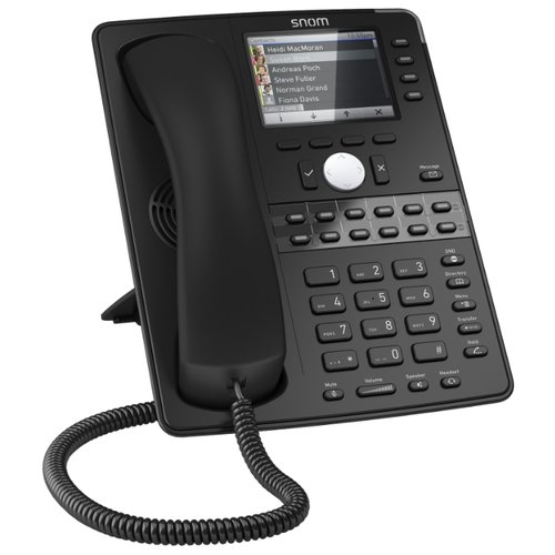 VoIP-телефон Snom D765 телефон