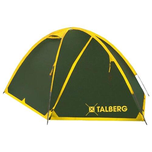 Палатка Talberg Space 2 палатка talberg borneo 2 цвет зеленый