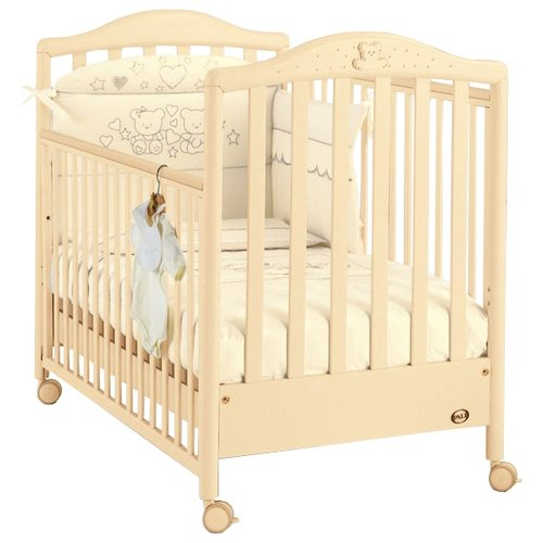 Кроватка Pali Prestige Little комплект постельного белья 3 предмета pali marilyn prestige магнолия